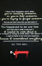 All Too Well (ted sweeran) by sweeranfanfics