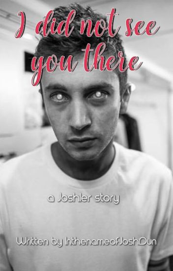 I Did Not See You There (a Joshler fanfic)