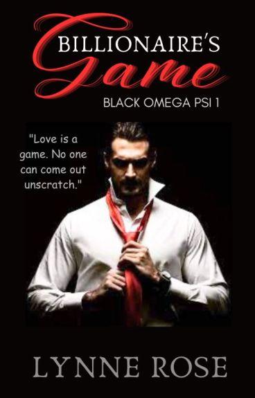 Billionaire's Game (Black Omega Psi Series 1)