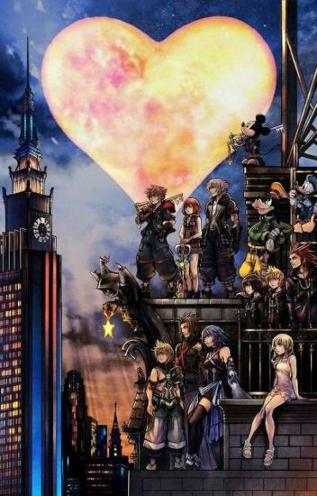 Kingdom Heart Images