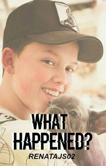 WHAT HAPPENED ?JACOB SARTORIUS Y Tu