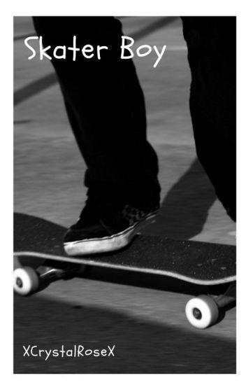 Skater Boy // Janiel A.U