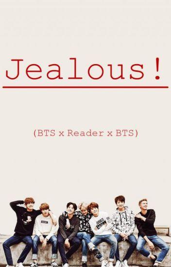 Jealous!BTS x Reader