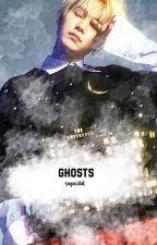 Ghosts [Vkook BTS] rewriting by -sugacidal