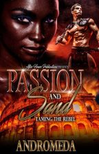 [PUBLISHED: SAMPLE ONLY] Passion and Sand: Taming the Rebel by WriterAndromeda