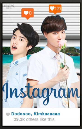 Instagram ❤ [Kaisoo]