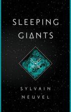 Sleeping Giants (Themis Files, #1) by Sylvain Neuvel  by pehu342