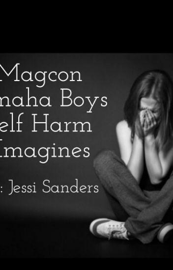 Magcon/Omaha Boys Self Harm Imagines