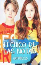 El Chico De Las Notas (Kryber) by happyvirus06