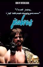 Jealous ~Chris Jericho & Aj Styles~ (on hold) by ThatShieldGirl