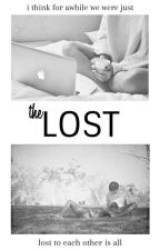 The Lost by -blacknwhyte-