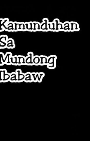 Kamunduhan Sa Mundong Ibabaw