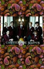 Castillo De Naipes  by PaulinaVictoriaHerna