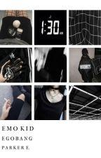emo kid :・゚✧ egobang by ninjasexparker