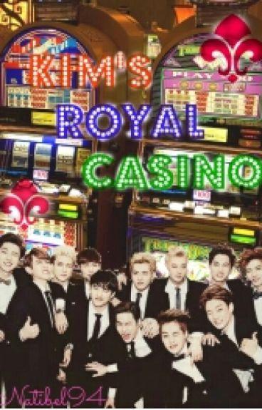 Kim's Royal Casino (yaoi/exo/fanfic)