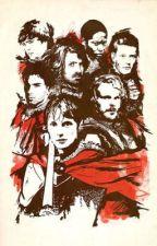 Merlin Imagines by bookworm3254