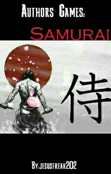 Author's Games: Samurai by jesusfreak202
