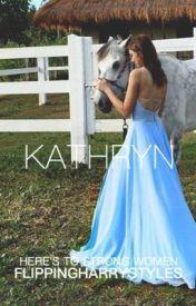 Kathryn | ✎  by flippingharrystyles