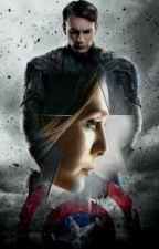 Wanda & Captain America by Adriszka