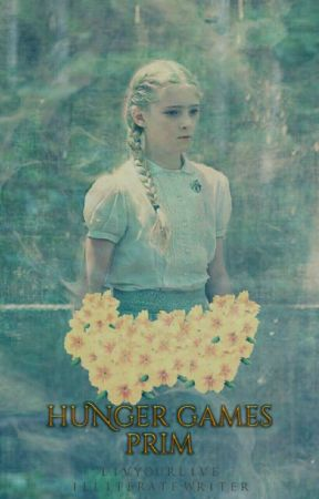 Hunger Games: Prim  by LivYourLive