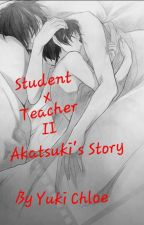 Student x Teacher II - Boy X Boy by YukiChloe