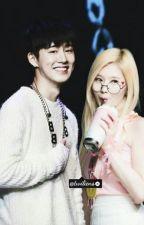 Sana  Hanbin by fans-oppa-koriya
