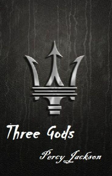 Three-gods( Percy Jackson )