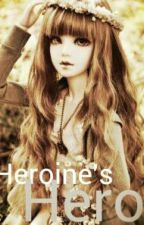 In Denial Hearts 1: Heroine's Hero by Veldet_Ayesha