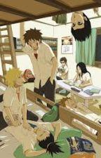 Naruto characters x readers by marleemars