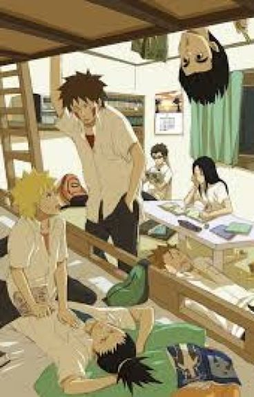 Naruto characters x readers
