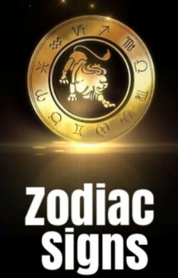 Zodiac Signs 1