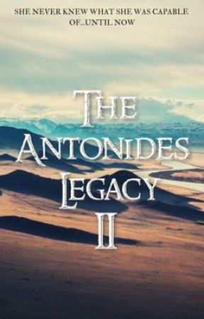 Trista - The Antonides Legacy: Part Two by CharliCertified