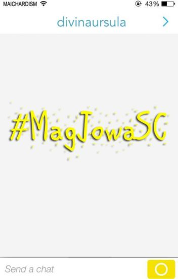 #MagJowaSC