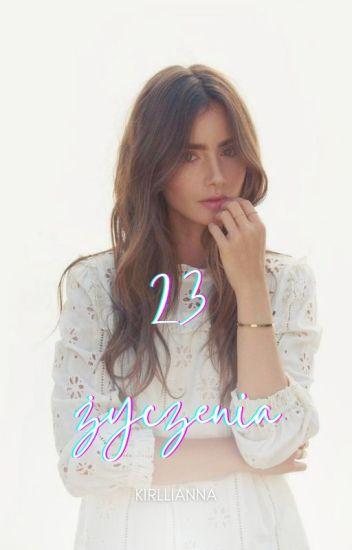 23 życzenia ✔