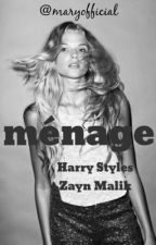 MÉNAGE |h.s.| |z.m.| by maryofficial