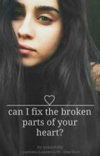 Can I fix the broken parts of your heart? - Camren Intersexual ¤ ONE SHOT ¤  by Yolandally