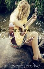 The Signature On My Guitar by smileyonezerofive