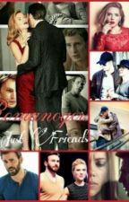 Just Friends  -Romanogers- by -SashaAlexander-