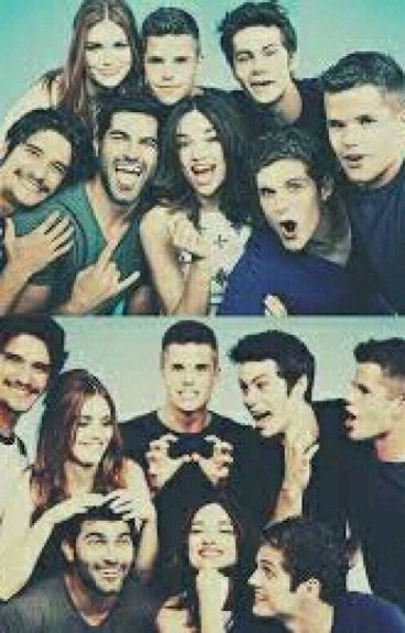 Imagine Teen Wolf
