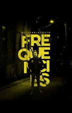 Frequencies | Frank Iero by miserableyouth