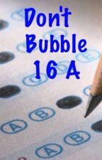 Don't Bubble 16 A by C4t1l1n4
