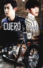 Cuero y seda {ChanBaek/BaekYeol} by Emiita13