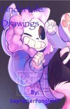 Undertale Drawings by SeptiplierFangirl47