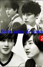 Siete años de amor... 2º Tem [KyuMin - HyunSaeng] by ninosk89