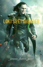 Loki's Pet Avenger by jenna_hates_you