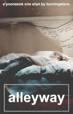 alleyway ➳ a yoonseok one shot. by burningstxrs