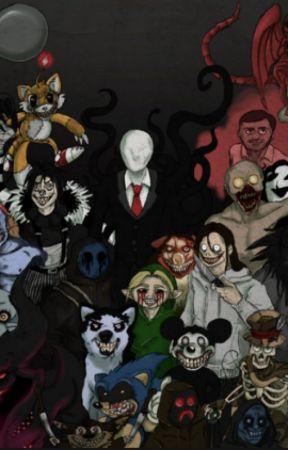 creepypasta slenderverse characters scp foundation creepypasta s