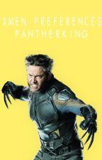 x-men preferences by pantherking