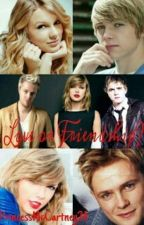 Love or Friendship? (Jesse McCartney and Nicky Byrne Fanfic) by PrincessMcCartney24