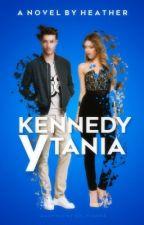 Kennedy y Tania  by pi-zza